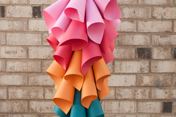 Nada más simple que estas 7 ideas con un cono de papel