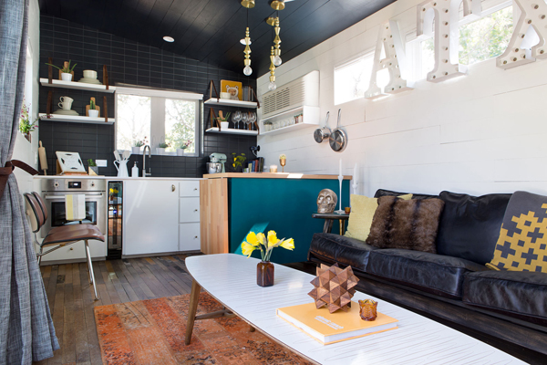 Tiny Houses: vivir en 30mts 2