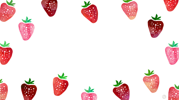 wallpaper-gratis-frutillas-3