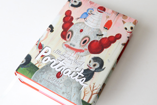 Libro review: Illustration Now! Portraits