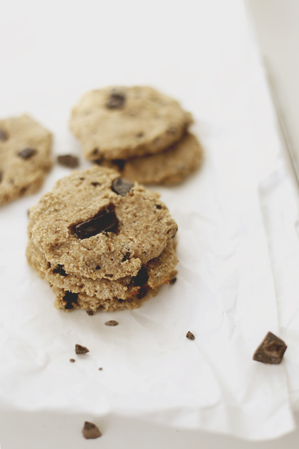 galleta-cookie-platano-banana-chocolate-chips-receta-sin-azucar-saludable-sugar-free-healthy-7