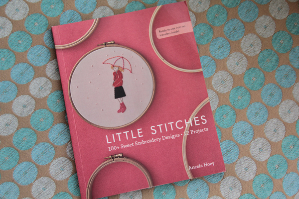 Libro: Little Stitches